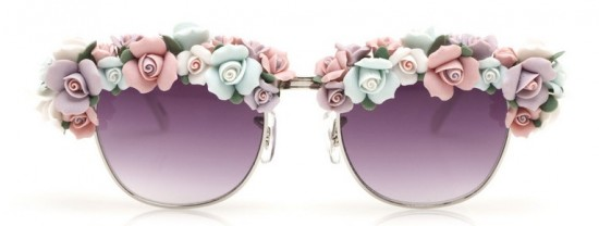 Trend series: Spring's Statement Sunglasses