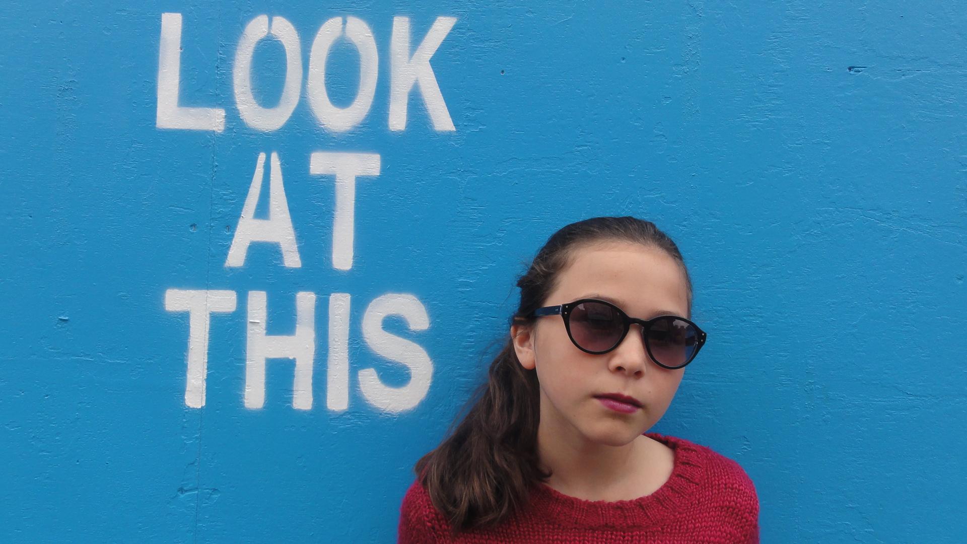 Ophelia Horton, teen fashion blogger - Eyestylist
