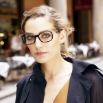 "An eyewear treasure - ""Euforia"" frames by Blue Magic Eye"