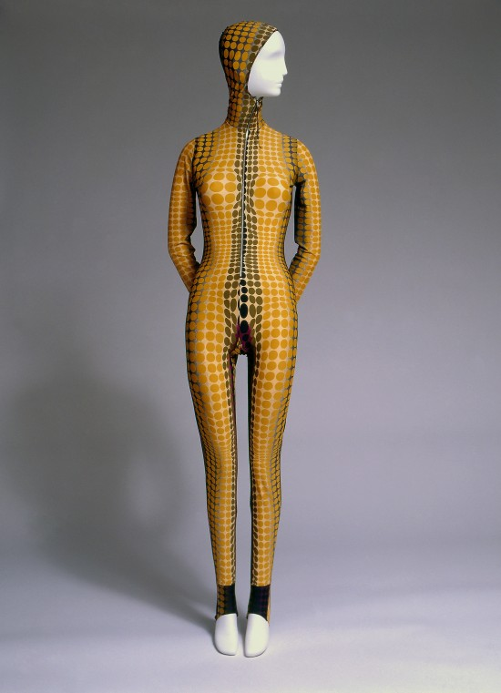 """The Cyber Suit"" by JeanPaul Gaultier 1996"