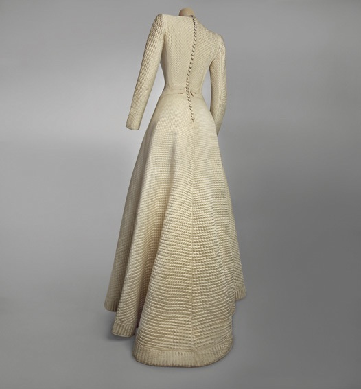 Haute Couture elegance from Bruyere 1944