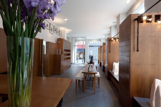 Hoet's elegant Bruges Boutique