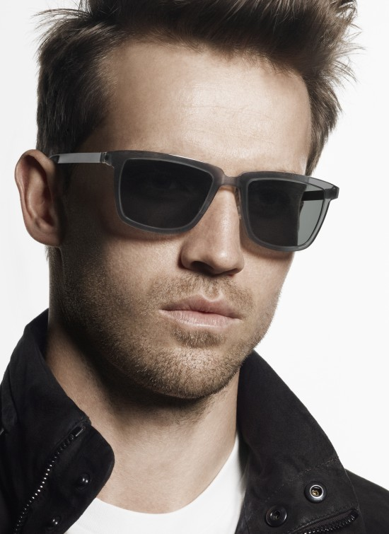 Statement sunnies for men from Lindberg