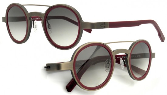 Phrase by Anne et Valentin in khaki and burgundy