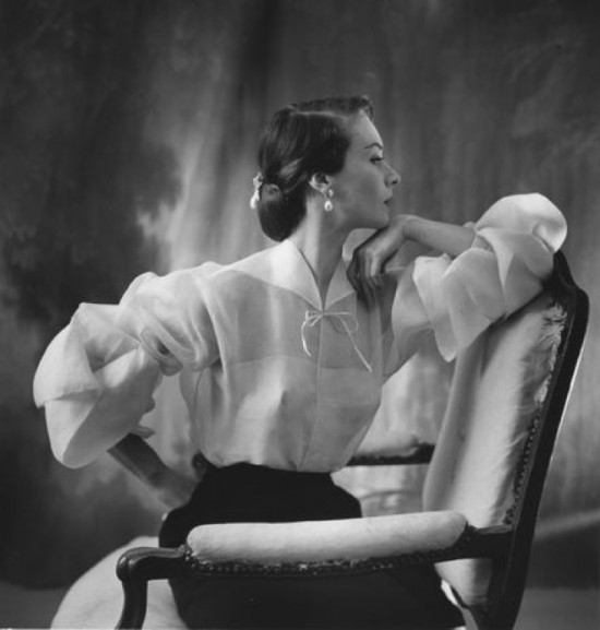 Henry Clarke for French Vogue May 1951