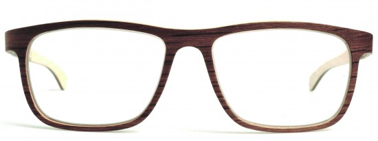 Elegant Authenticity - oak and maple frames by ROLF