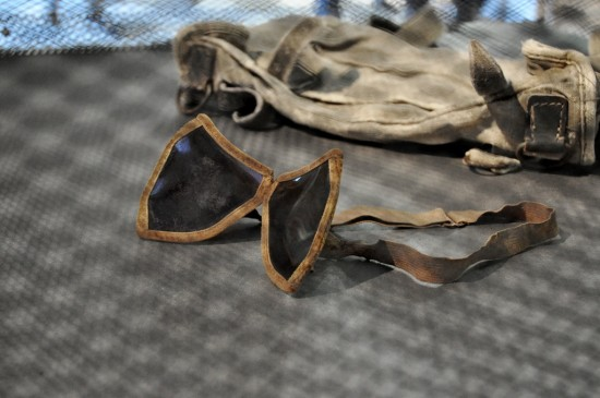 The goggles that inspired  international award-winning eyewear - HAPTER