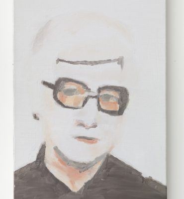 Luc Tuymans: Glasses…National Portrait Gallery