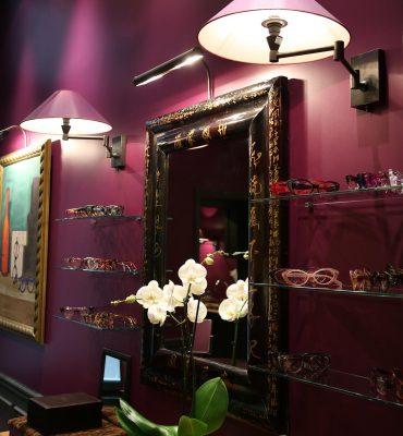 Lafont Boutique rue Vignon Paris