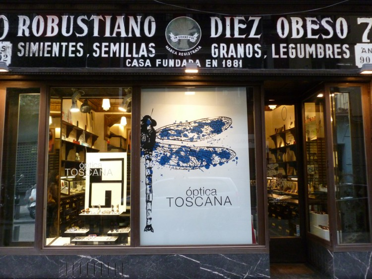 Boutiques archives page 4 of 5 eyestylist - Optica toscana madrid ...
