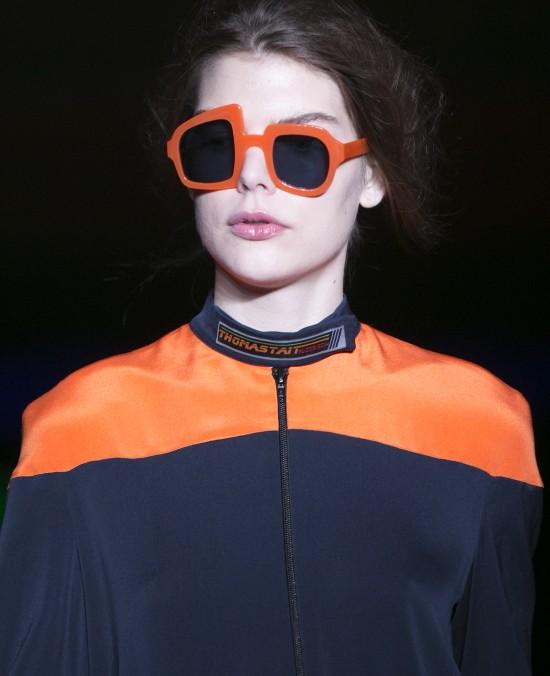 Thomas Tait, A/W13 at London Fashion Week