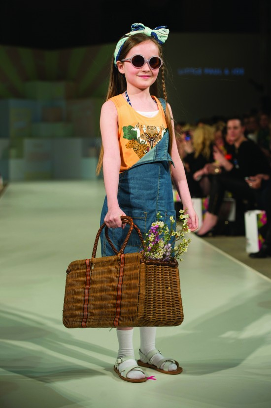 Global Kids Fashion Week SS13 Public Show in Aid of Kids Compant - 2013 Getty Images