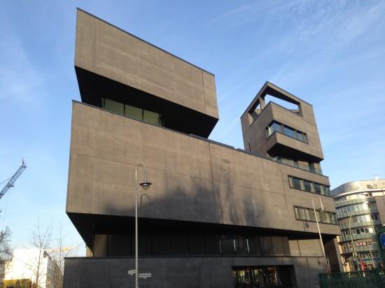 Landmark Berlin building by Bundscmuh + Bonin