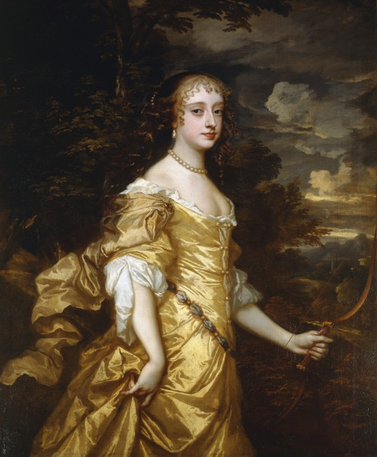 Frances Terest Stuart, Duchess of Richmond by Sir Peter Lely c1662