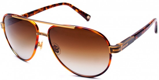 Superb crafting from Leisure Society - Highgate in gold and tortoiseshell