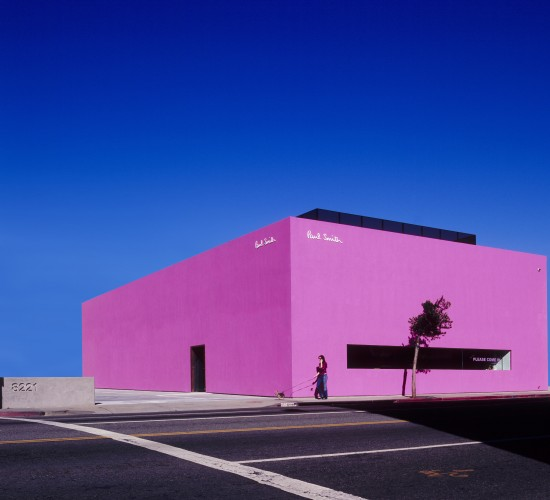 Paul Smith, Melrose Avenue