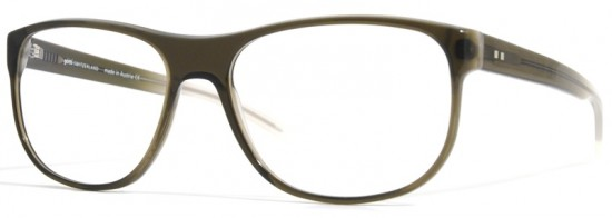 Serge in chic Olive Green by Götti Switzerland