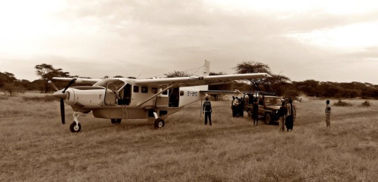 Ready to help: Flying Doctors offer aero-medical care in Africa