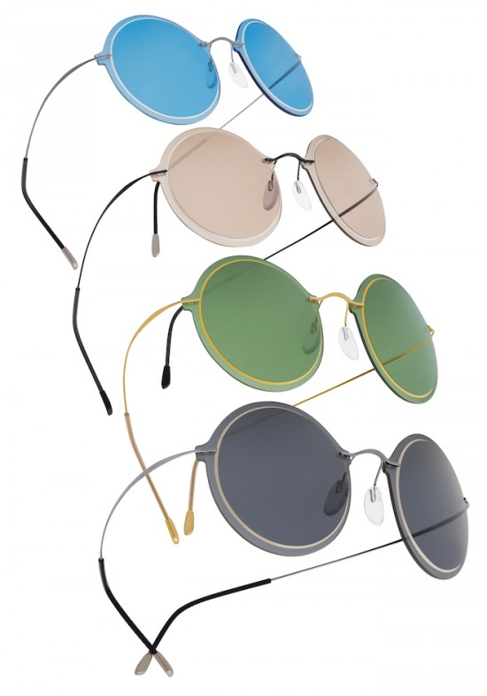 Sunglasses by Wes Gordon for Silhouette