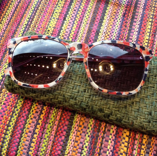 Fabric frames: a traditional feature at Lafont Paris