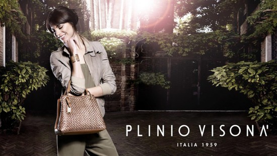 Handcrafted Leather Bags by Plinio Visona'