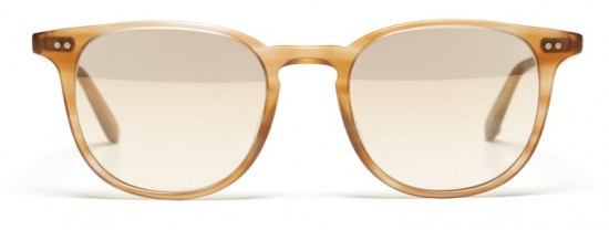 The German Collective: limited edition frame with Garrett Leight