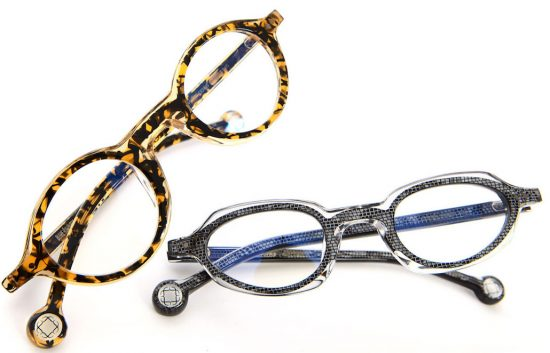 Two Noons and Two Rays by Blake Kuwahara x l.a.Eyeworks