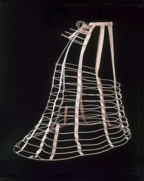 Cage Crinoline The Princess Louise Jupon patent 1871