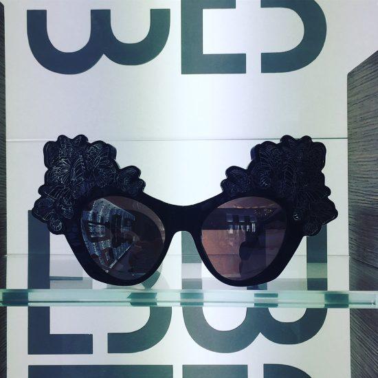 Anna-Karin Karlsson, one of the prestigious eyewear brands at The Eye Boutique, Dubai Mall