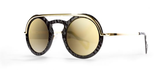 theo+Tim Van Steenbergen Limited Edition in black & gold - Pictures at an Exhibition