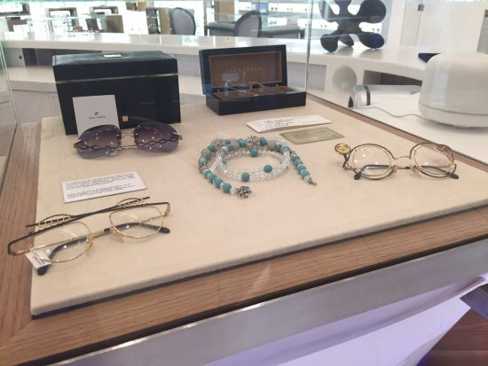 Luxury Limited Editions and vintage eyewear at Eye Boutique
