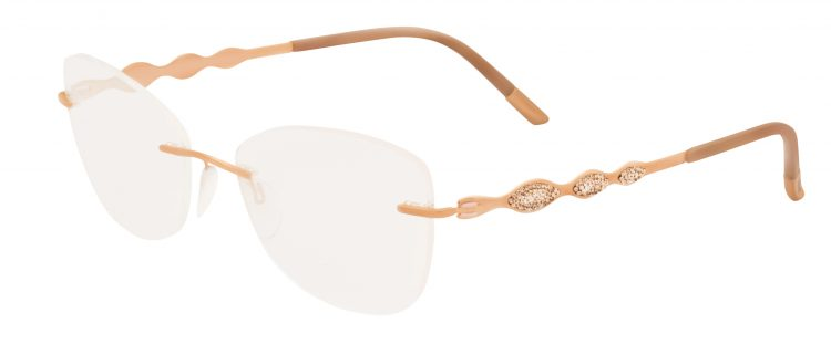 New Launch Crystal Diva Silhouette Eyewear Eyestylist