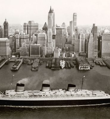 Ocean Liners: Speed & Style at V&A London