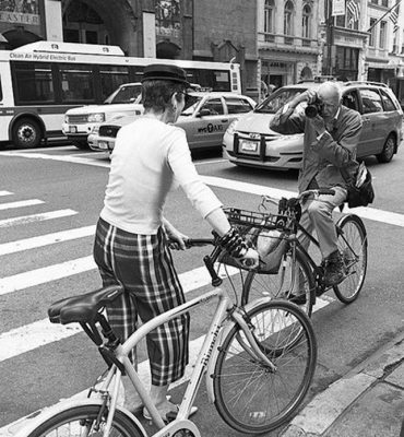 Celebrating photographer Bill Cunningham