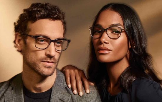 0265ed59d0c Dinero (left) and Chaka from the Zac Posen optical collection
