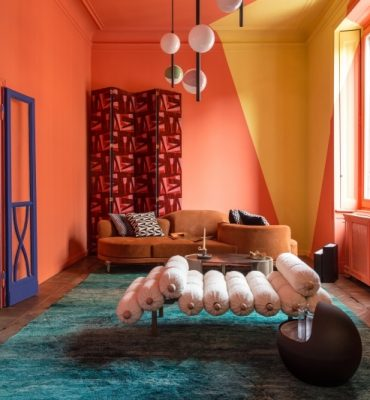 Colour inspiration + design at Palermouno