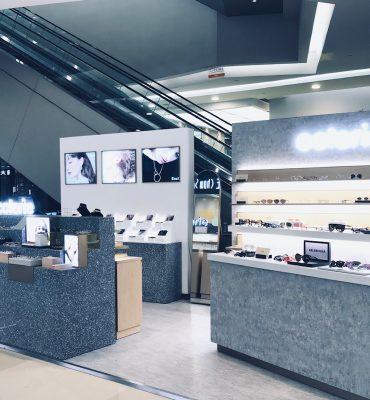 Coterie: eyewear + jewellery