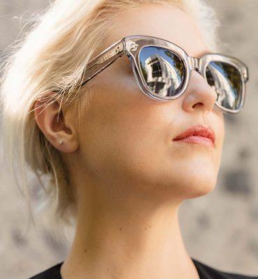 Crystal chic: three of the best by SALT. Optics