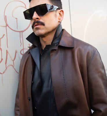 Men's style Milan: On the Street