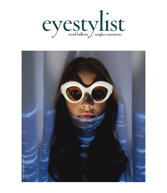 eyestylist trend bulletin 3 sunglass statements