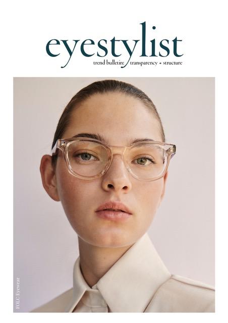 eyestylist trend bulletin transparency structure